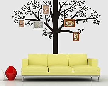 Yanqiao Foto Rahmen Baum Große Wandaufkleber Für Babyzimmer ... Babyzimmer Im Wohnzimmer