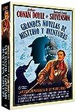 Pack Grandes Novelas de Misterio y  Aventuras: Arthur Conan Doyle & Robert Louis Stevenson DVD España