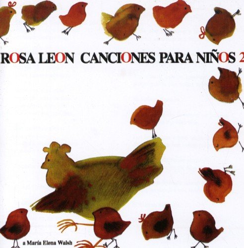 Vol.2-Canciones Para Ninos Rosa Voller Rock