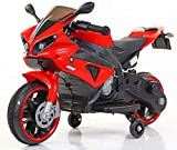 Toy House Kids Ride-on Mini Yamaha R1 Bike with Rechargeable Battery Operated