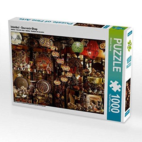 Preisvergleich Produktbild Istanbul - Souvenir-Shop 1000 Teile Puzzle quer: Die europäische Kulturhauptstadt 2010 ist nach wie vor eine Reise wert. (CALVENDO Orte)