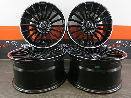 Audi A3 S3 8P 8V A4 S4 8E 8K A6 4B 4F A7 A8 Q3 Q5 TT 17 Zoll Alufelgen NEU