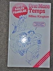 Let's Parler Franglais One More Temps