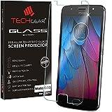 TECHGEAR® Moto G5s Verre, Protecteur d'Écran Original en Verre Trempé Compatible pour Motorola Moto G5S