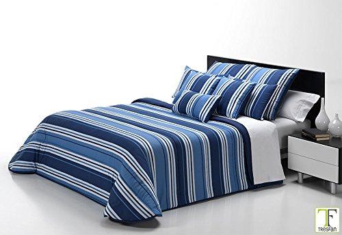 Nórdico COLORS, cama 90 Y 105, tacto seda RAYAS ANCHAS