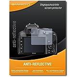 """2 x SWIDO protecteur d'écran Nikon D3400 protection d'écran feuille """"AntiReflex"""" antireflets"""