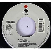 anita baker 45 RPM good enough / soul inspiration