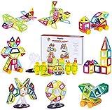 Theefun Blocchi Costruzioni Magnetiche Puzzle Blocchi Magnetici Serie da Ispirati alla Costruzione Standard Set Creativo e Ruota Panoramica...