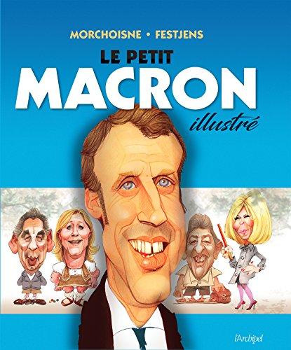 Le petit Macron illustré par Jean-Louis Festjens