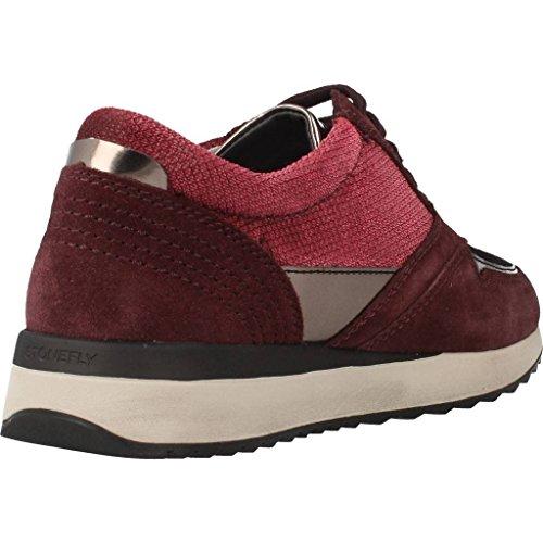 Sport scarpe per le donne, colore Borgogna , marca STONEFLY, modello Sport Scarpe Per Le Donne STONEFLY STONE LADY 1 Borgogna Rosso