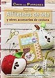 Alfileteros De Tela Y Otros Accesorios De Costura - Número 6 (Crea Con Patrones)