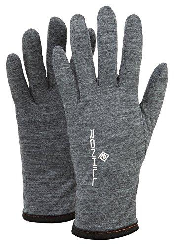 Ronhill Herren Merino 200 Handschuh, grau, L -