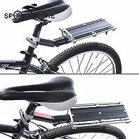 Valoxin(TM) Ad alta resistenza in lega di alluminio Bike Rack portapacchi posteriore della montagna MTB della bicicletta di rimozione e Carrier all'installazione rapida Rack - Lega Posteriore Rack