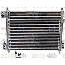 BEHR HELLA SERVICE 8FC 351 344-321 Condensador, aire acondicionado