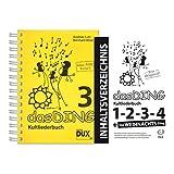 Dux Verlag Das Ding 3 + Original Inhaltsverzeichnis | Kultliederbuch | Songbook