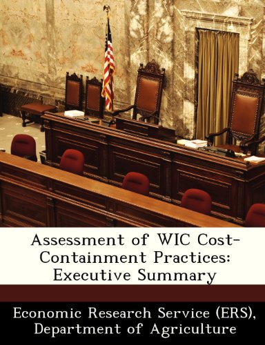 Assessment of WIC Cost-Containment Practices: Executive Summary