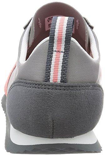 adidas Vs Jog W, Chaussures de Sport Femme Gris (Gris / Rosray / Onix)