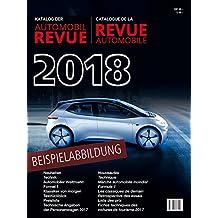 Katalog der Automobil-Revue 2018