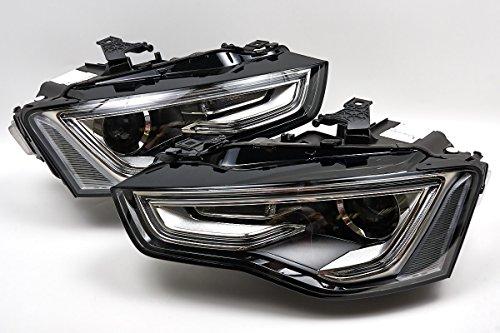 A5 S5 RS5 Facelift 2012- LED TFL Bi Xenon Scheinwerfer Links + Rechts Paar