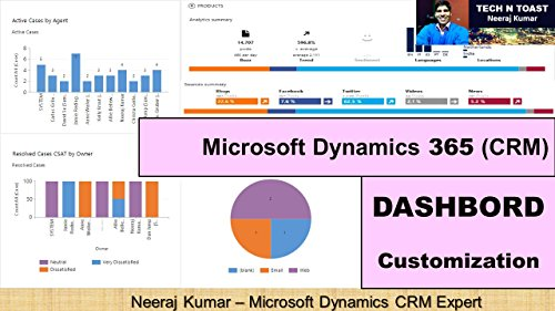 Microsoft Dynamics (365) CRM Dashboard Customization and configuration (Microsoft Dynamics 365 (CRM))
