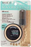 Best Drugstore Mineral Makeup - Maybelline New York Mineral Power Powder Foundation Natural Review