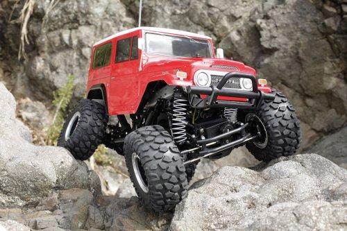 RC Monstertruck kaufen Monstertruck Bild 1: TAMIYA 300058405 - Toyota Land Cruiser 40, ferngesteuertes Offroad Fahrzeug, 1:10, Elektromotor, Bausatz*