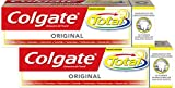 Colgate Total Original Zahnpasta, 3er Duo-Pack (3 x 150ml)