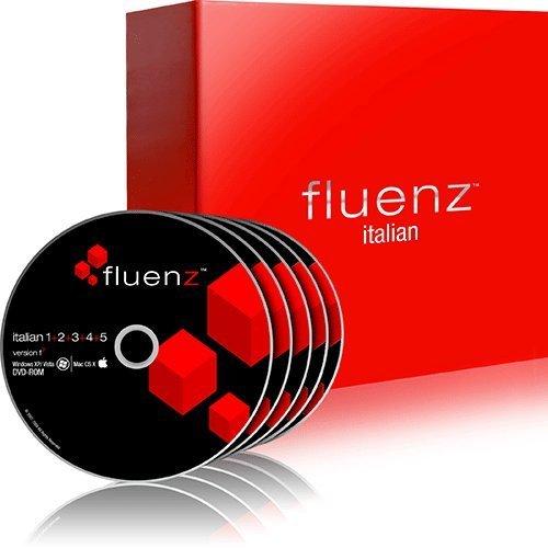 Learn Italian: Fluenz Italian 1+2+3+4+5 for Mac, PC, and iPhone