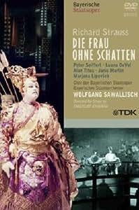 Richard Strauss - Die Frau ohne Schatten (Sawallisch) [2 DVDs]
