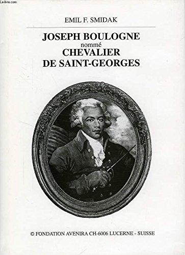 Joseph Boulogne nommé Chevalier de Saint-Georges 1748?-1799