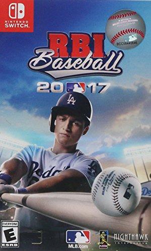 RBI Baseball 2017 Switch