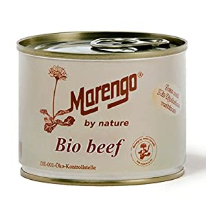 Marengo Hunde Feuchtnahrung in der Dose Bio Complete 400 g 200 g