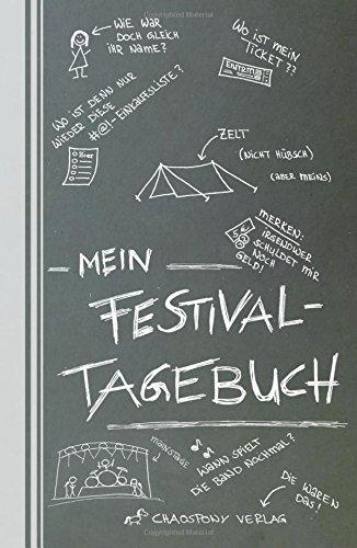 Preisvergleich Produktbild Mein Festival-Tagebuch