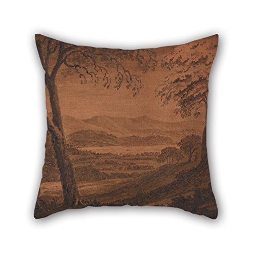 loveloveu-oil-painting-mary-harcourt-lake-morat-from-avenches-pillow-covers-18-x-18-inches-45-by-45-