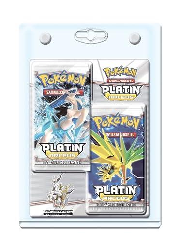 Pokemon 25512 - Platin 04 2-er Booster Clamshell