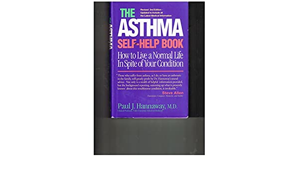 asthma self-help book - how to live a normal life in spite of your condition