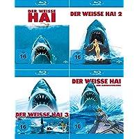 Der weisse Hai 1 - 4 Collection   Jaws Quadrilogy