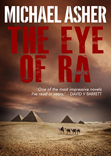 The Eye of Ra (English Edition) par Michael Asher