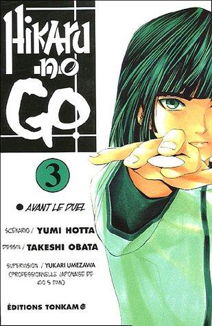 Hikaru No Go, tome 3 par Yumi Hotta, Takeski Obata