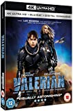 Valerian and the City of A Thousand Planets 4K UHD [Blu-ray] [2017]