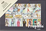 Mongolei 150 verschiedene Marken (Briefmarken für Sammler)