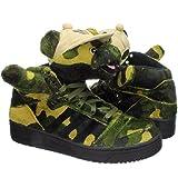 Adidas Unisex Shoes Jeremy Scott JS CAMO BEAR Modell : Q20917, Größe:38