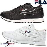 Detalles de Zapatos FILA Mujer BIANCO PU,Tela 1010562 03A