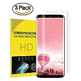 Yootext [3 Stück] Für Samsung Galaxy S8 Schutzfolie
