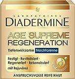 Diadermine Age Supreme Nachtpflege Regeneration Nachtcreme Tiefenwirksam, 1er Pack (1 x 50 ml)