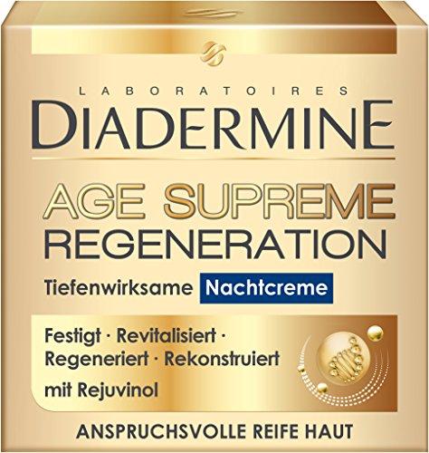 Schwarzkopf Diadermine Age Supreme Regeneration Tiefenwirksam Nachtcreme, 1er Pack (1 x 50 ml)