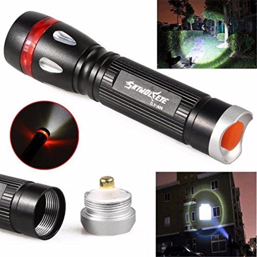 Preisvergleich Produktbild Zolimx 3000 Lumen 3 Modi CREE XML T6 LED 18650 Taschenlampe Lampe Licht im Freien