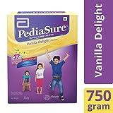 PediaSure Health & Nutrition Drink Powder for Kids Growth - 750g (Vanilla)