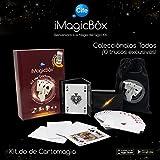 iMagicBox Kit de Magia con Cartas (Cife 41448)