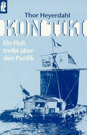 Buchseite und Rezensionen zu 'Kon-Tiki' von Thor Heyerdahl